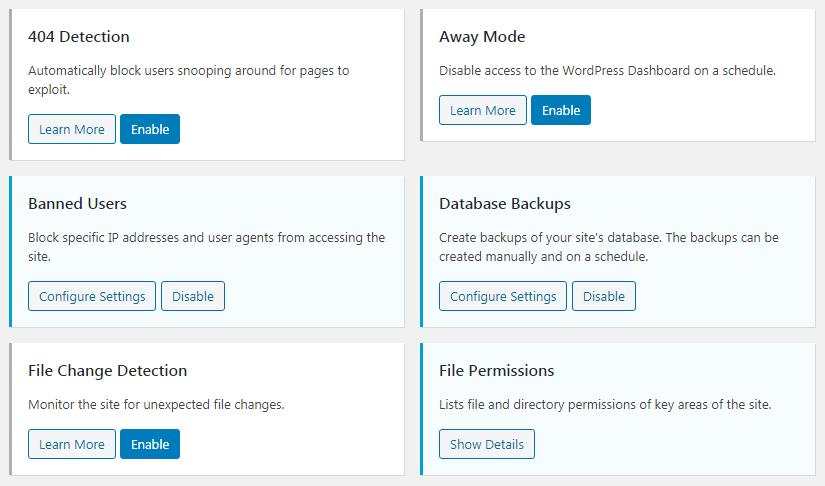 Ithemes Security Pro bảo mật website wordpress và tránh mã độc