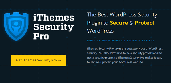 ithemes security pro mới nhất