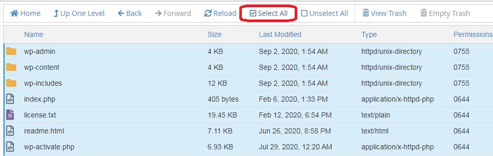 Creat new databases: Phần này là tạo databases