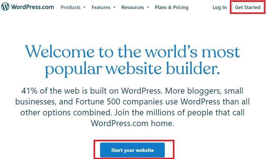 hướng dẫn cách tạo blog trên wordpress miễn phí