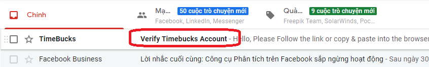 Hướng dẫn đăng ký tài khoản Timebucks