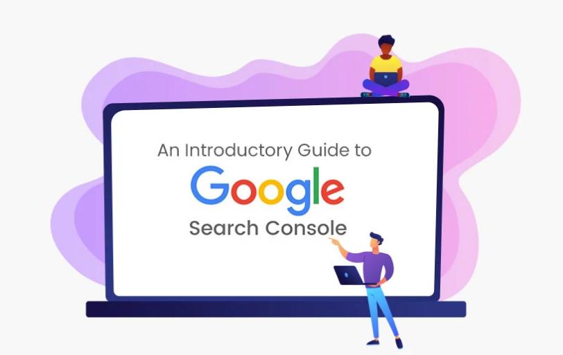 cách sử dụng, đăng ký google search console cho web