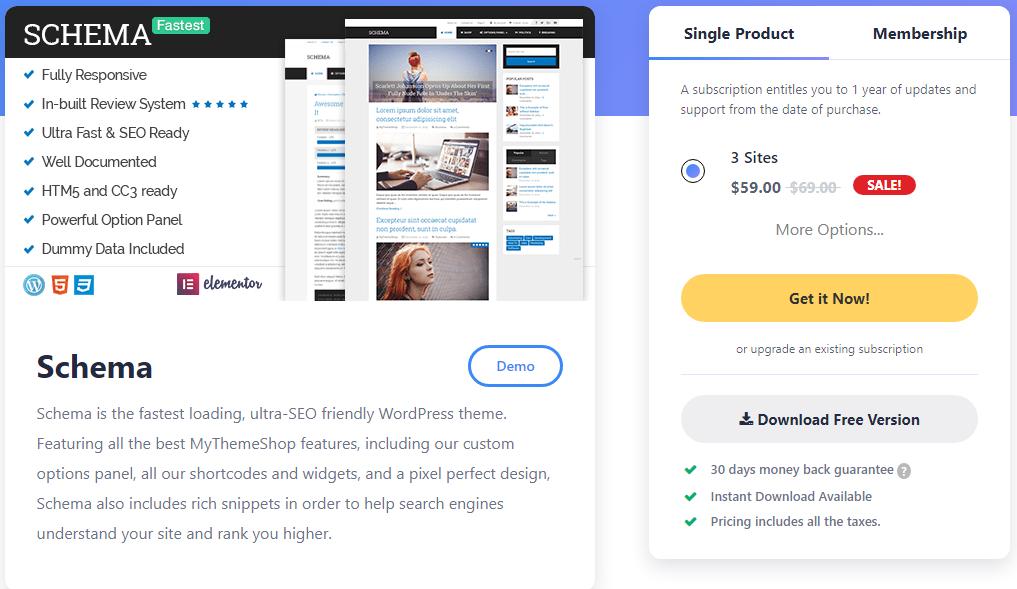 7 Theme WordPress nhẹ nhất chuẩn SEO tốt nhất 2021