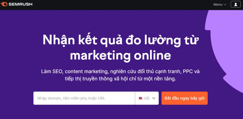bộ công cụ phân tích seo website
