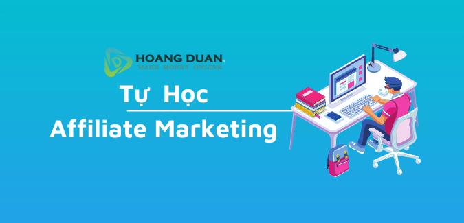 hướng dẫn tự khóa học affiliate marketing miễn phí